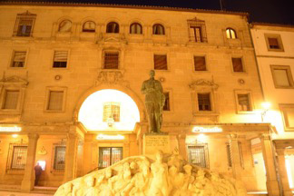 Statue of General Orduña